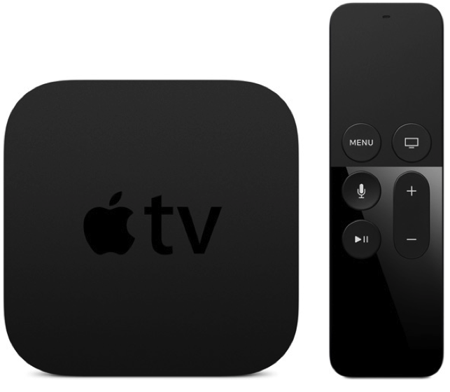 Using Apple TV 4 with CalmRadio.com