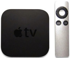Using Apple TV 2 and 3 with Calm Radio