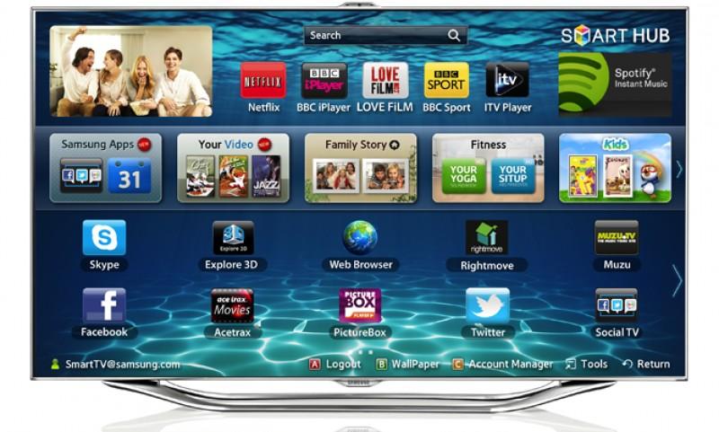 Samsung & LG Smart TV